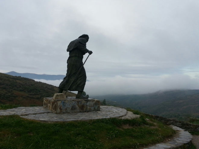 Heavy Weather on The Camino de Santiago